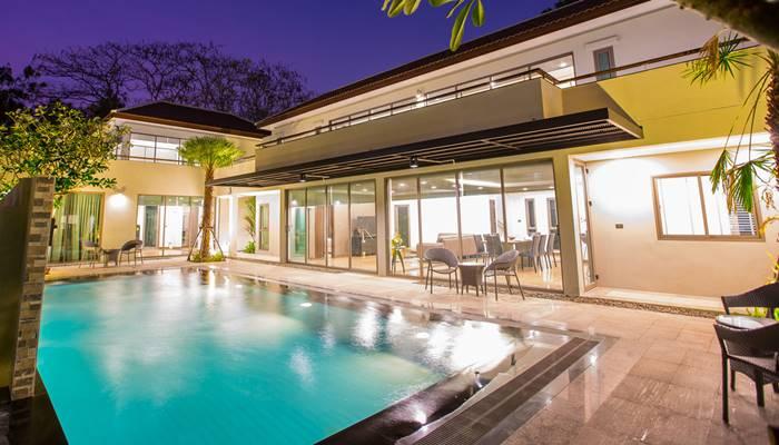Pool Villa พัทยา