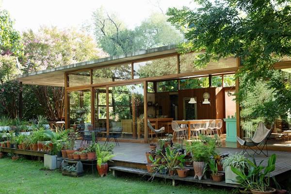 บ้านสวนธรรมชาติ