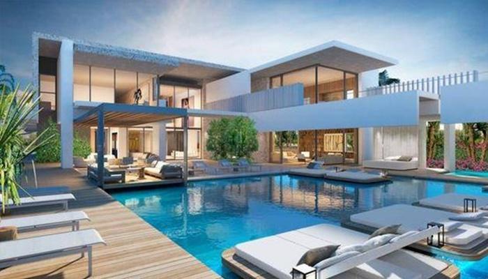 บ้านพร้อมสระว่ายน้ำ